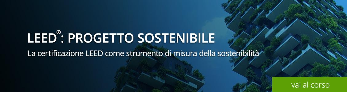 LEED Progetto Sostenibile